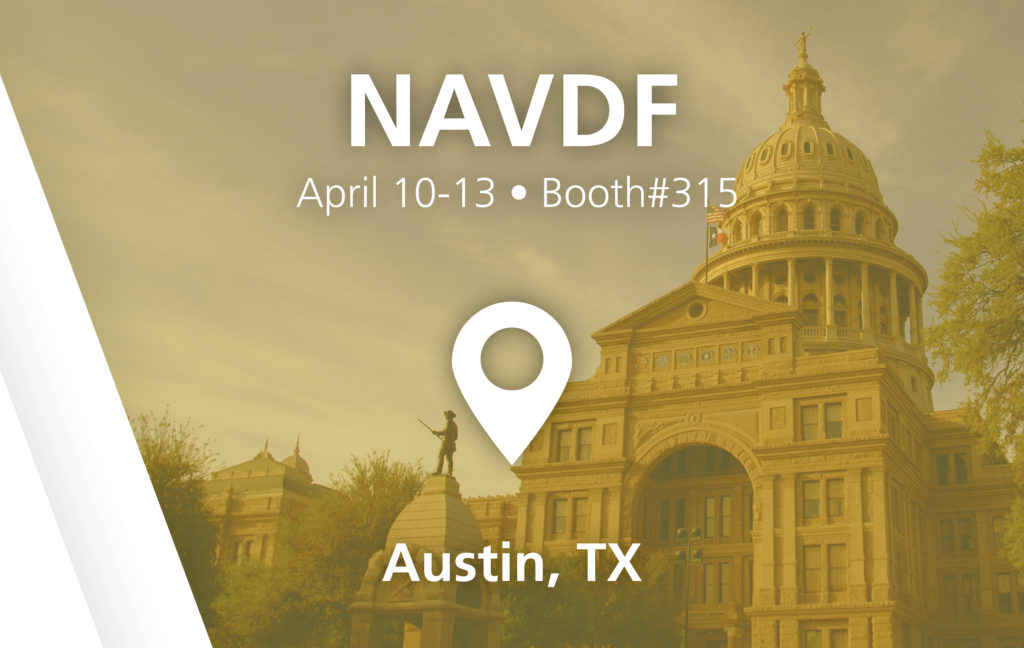 NAVDF Show - booth#315 in Austin, TX