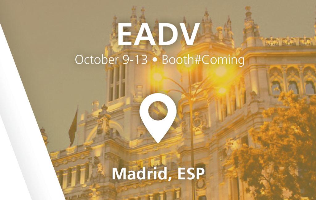 EADV show in Madrid, ESP - October 9-13