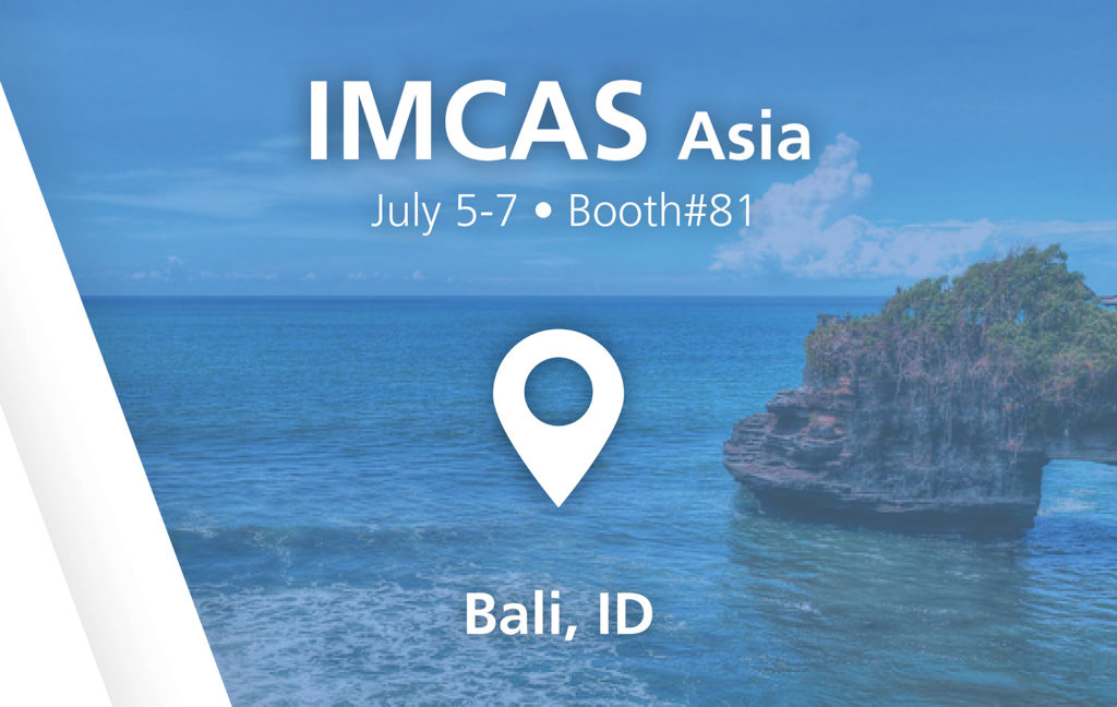 IMCAS Asia Show - booth#81 in Bali, ID