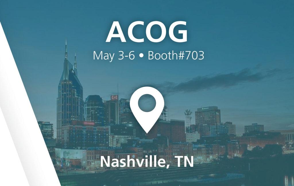 ACOG Show - Booth#703 - Nashville, TN