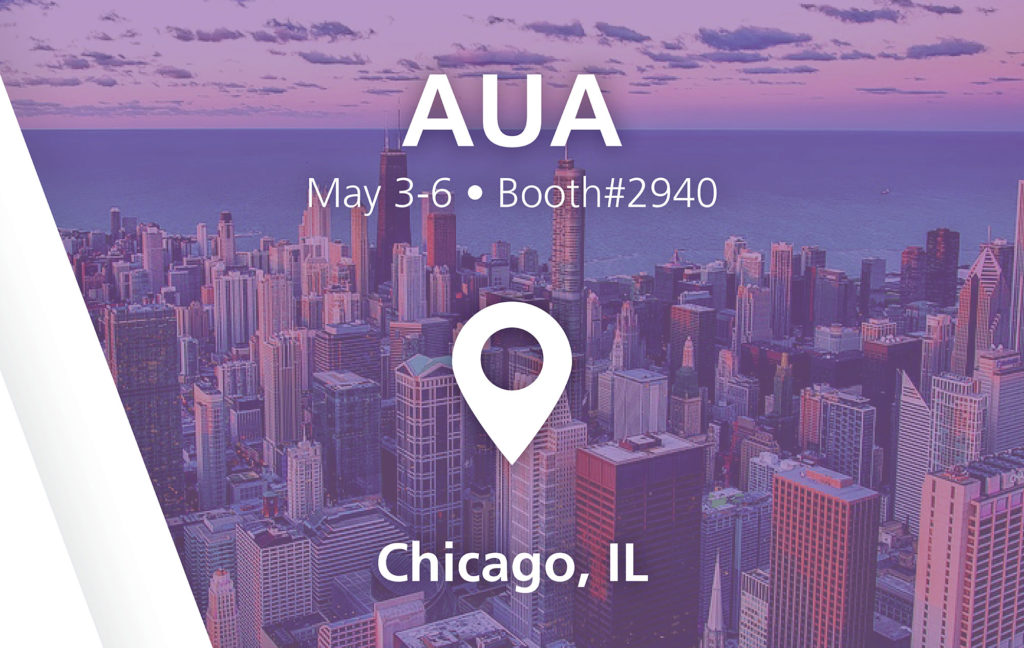 AUA Show - Booth#2940 - Chicago, IL
