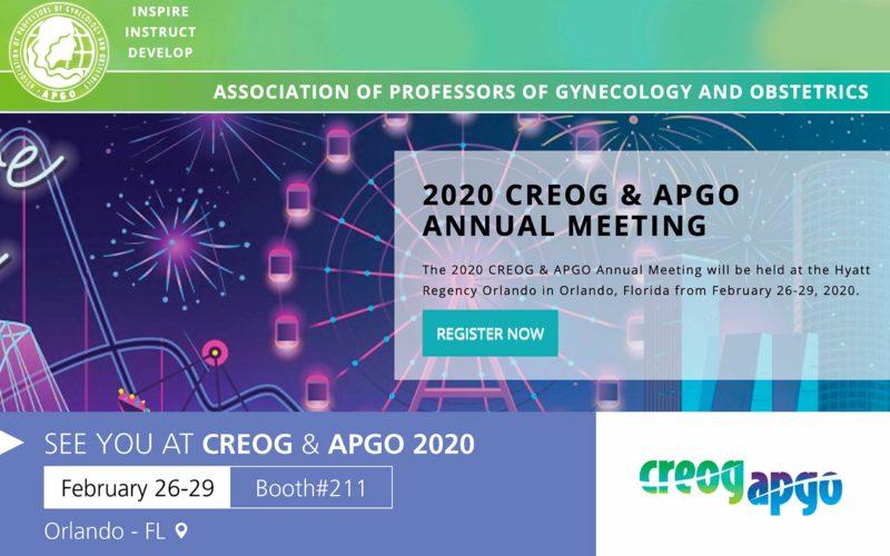 CREOG & APGO Annual Meeting